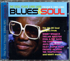 THE SOUL YEARS VOLUME 9 : 1984-1985 - CD COMPILATION FUNK [761]