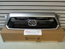 Toyota Tacoma Silver Sky Metallic 1D6 Painted Grille Genuine OEM OE