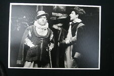 ORIGINAL B&W Photograph BEN KINGSLEY The Merry Wives of Windsor RSC 1980