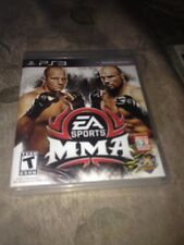 EA Sports MMA (Sony Playstation 3, 2010)