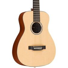 Martin X Series 2016 LX Little Martin Left-Handed Acoustic Guitar Natural LN