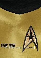 New Sealed Star Trek: The Original Series - The Complete First Season DVD 1