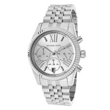 Michael Kors Women's MK5555 Lexington Chronograph Dial Stainless Steel Watch
