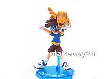 Digimon Adventure Yagami Taichi & Agumon Toy Figure Doll New In Box