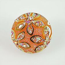 Snap Resin Chunk Interchangeable Jewelry Button Charm 18mm Fits Ginger Snaps