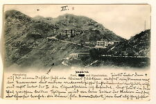 24668 PC Postcard HONG KONG Kaserne und Signal Station 1902