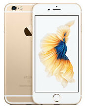 APPLE IPHONE 6s 16GB GOLD SIM FREE UNLOCKED SMARTPHONE GRADE A