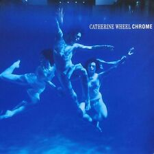 CATHERINE WHEEL POSTER, CHROME (SQ8)