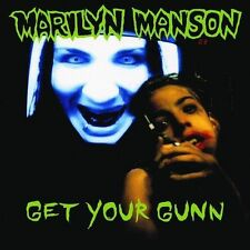 Get Your Gunn Marilyn Manson MUSIC CD