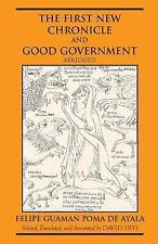 The First New Chronicle and Good Government-ExLibrary