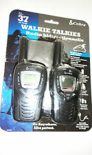 Cobra CXT 345 Walkie Talkie 23 Mile Radio CXT345C - BRAND NEW OPEN BOX FREE SHIP