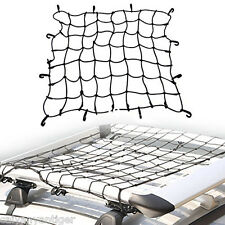 70*70cm Universal Elastic Luggage Rack Basket Cargo Net With Hook For SUV Pickup