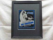 STONE SUBLIMETY SELF RICHTEOUS ALE     BEER SIGN  #807