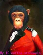 Art Repro oil painting:Monkey In canvas 24x36 Inch