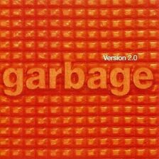 GARBAGE Version 2.0 CD Album Mushroom MUSH29CD 1998