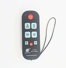 Gmatrix Waterproof Remote LG Vizio Zenith Philips RCA No Program Needed A-TV10