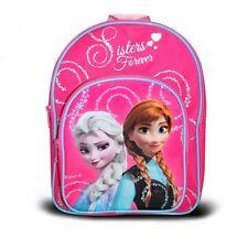 Official Disney Frozen Forever Sisters Glitter Rucksack Backpack Brand New Gift