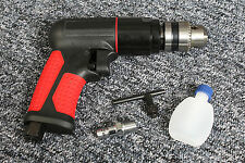 "3/8"" KEYED CHUCK PISTOL GRIP REVERSIBLE DRILL (PNEUMATIC POWER TOOLS)"