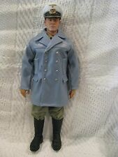 "1/6th Scale Dragon WW 2 German U-Boot Commander Captain "" Herbert """