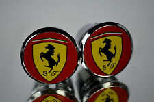new Colnago Ferrari Handlebar End Plugs Bar Caps vintage guidon bouchons calotte