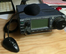 W2ENY Mini Desk Mic w/ PTT for Icom Kenwood Yaesu Flex Alinco TenTec Elecraft