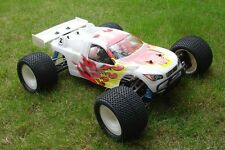R0024 Carrozzeria PC Verniciata 1/8 Off-Road Truggy VRX