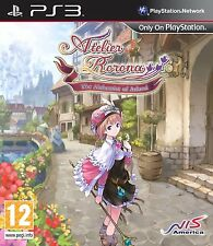 Atelier Rorona: The Alchemist of Arland ( SONY PS3 ) NEW SEALED