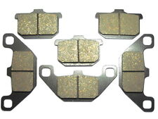 Front Rear Brake Pads For Kawasaki GPz 1000 RX A1-A3 BRAKES 1986 1987 1988 3 SET