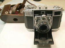 Zeiss Ikon Contessa 35mm  Rangefinder camera  w/ Tessar 45mm f2.8 Lens