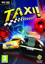 NEW SEALED Taxi! (3D Taxi Business Simulation) PC Windows Game New Sealed