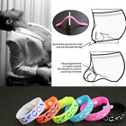 Men's Sexy Fashion Male Underwear Thong C-type Ring Bracelet Booster Bulge Elast