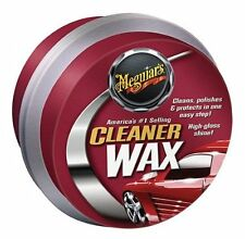 Meguiars Cleaner Wax Pasta + Libre De Microfibra & Car Care muestras!!!