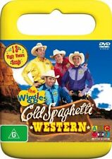 THE WIGGLES Cold Spaghetti Western DVD R4 PAL