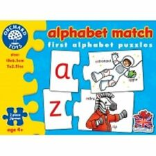 Orchard Toys Educational Games - Alphabet Match  - Brand New