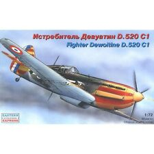1/72 Fighter Dewoitine D.520 C1  Eastern Express 72280 Model kit