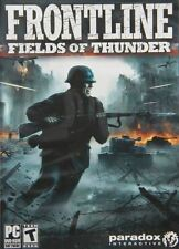 WW 2 Frontline Fields of Thunder Battle of Kursk PC NEW