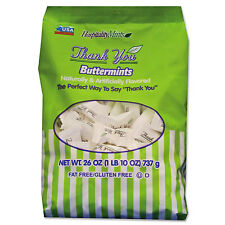 HOSPITALITY MINTS Thank You Buttermints Candies 26 oz Bag 000501