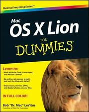 Mac OS X Lion For Dummies-ExLibrary