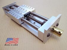 "Z Axis 5.75"" ++ Fast-Travel ++ ANTI-BACKLASH ++ Linear Slide CNC Router Actuator"
