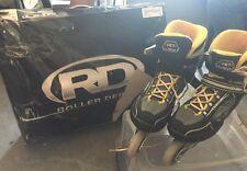 ROLLER DERBY AERIO Q-80 Inline Skates - Men Size 10