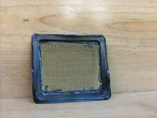 HONDA SS50 GENUINE ENGINE OIL STRAINER SLUDGE TRAP