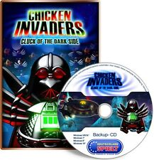 Chicken Invaders 5 - Cluck of the Dark Side - Windows XP / VISTA / 7 / 8 / 10