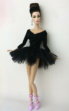 Fashion Handmade Ballet Dress/Clothes/Outfit For Barbie Doll L01