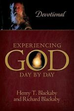 Experiencing God Day by Day : Devotional by Henry Blackaby and Richard...