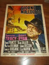 MANIFESTO,Giorno maledetto Bad Day at Black Rock,SPENCER TRACY,STURGES,MARVIN