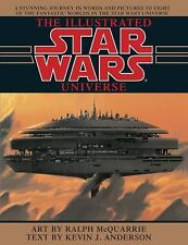 Illustrated Star Wars Universe by Kevin J. Anderson (1997, Paperback, Reprint)