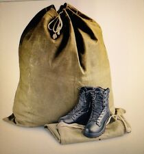 Used Czech Military XL Duffel Bags ~ Olive Drab ~ New Condition ~ Great Buy