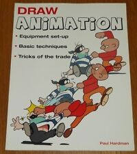Draw Animation by Paul Hardman New Holland (Paperback 2007)  9781845376741