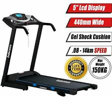 New Endurance Cardio Treadmill + Incline + Electric Folding 14Km Running Machine