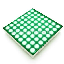10 x Red & Green 5mm LED Dot Matrix Display Module Common Anode 8x8 Point 24-Pin